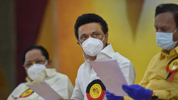 Tamil Nadu elections 2021: CPI, CPI-M to contest 6 seats each in DMK alliance