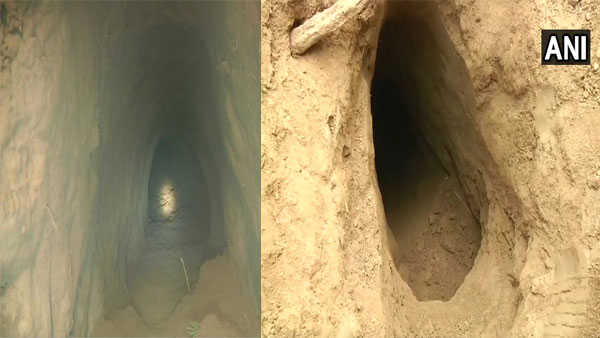BSF detects trans-border tunnel along Indo-Pak border