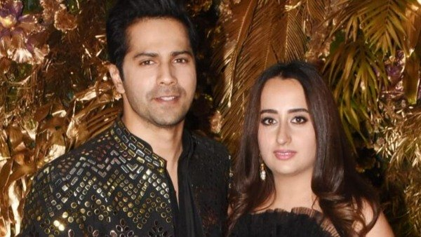 Varun Dhawan marries Natasha Dalal