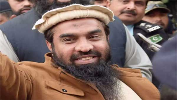 Lashkar's operational commander Lakhvi sentenced to 5 years in jail
