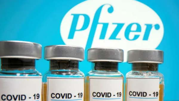 Pfizer-BioNTech data shows vaccine easier to use