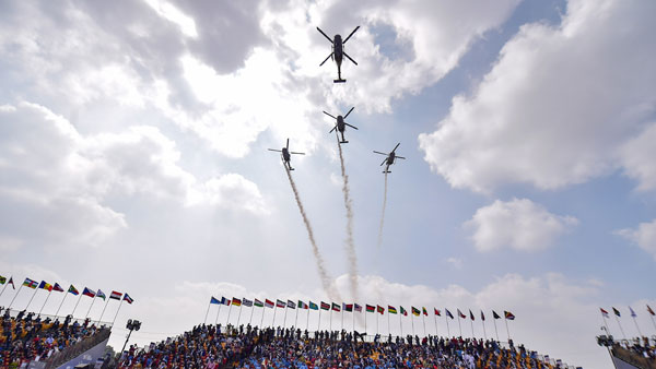 Aero-India: Metal birds dazzle the Bengaluru skies