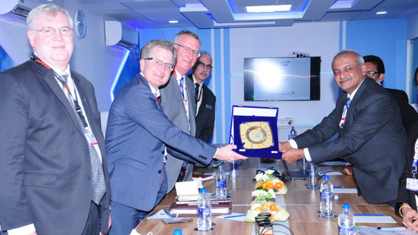 Aero India 2021: Lockheed Martin signs pact with Hindustan Aeronautics Limited