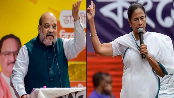 I am the goalkeeper, lets see how many goals you can kick: Mamata Banerjee slams BJP