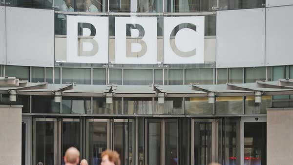 China pulls BBC World News off air