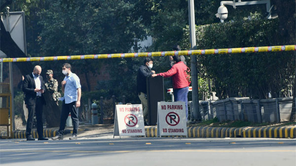 Embassy blast: Dump date of mobile calls under examination, agencies yet to identify suspect