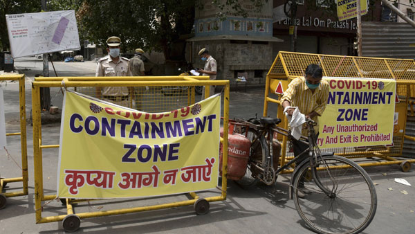 FIR filed against woman in Mumbai for violating containment zone rules