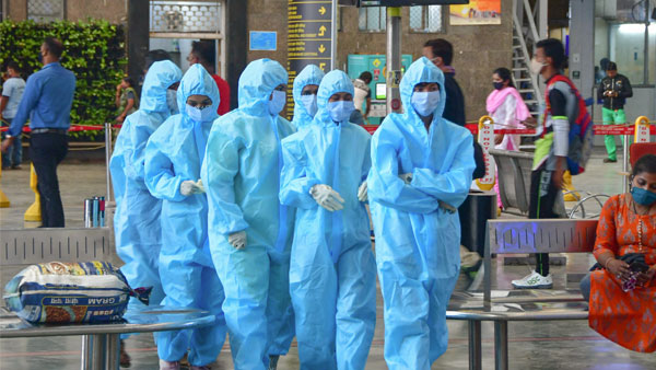 Coronavirus cases: India records 14,989 new COVID-19 cases, 98 fresh fatalities in past 24 hours