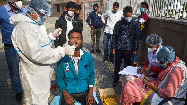 Coronavirus cases: India records 11,610 new COVID-19 cases, 100 fatalities in last 24 hours