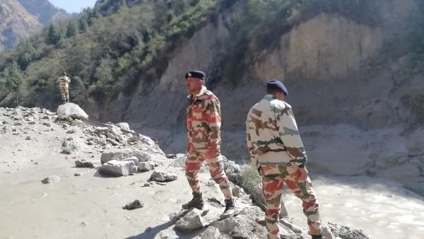 Uttarakhand: ITBP, NDRF teams rushed to Chamoli's Joshimath