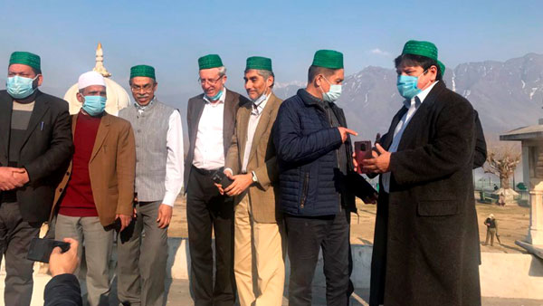 In J&K, foreign envoys briefed on Pakistan's lies, benefits of repealing Article 370