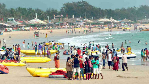 Goa seeks Centre's help to revive tourism