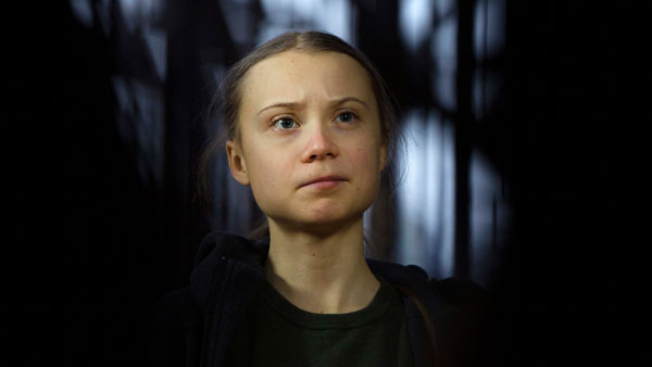 Greta Thunberg, the new muse of the left ecosystem's pretence: Amar Bhushan