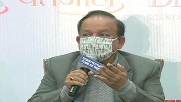 Dr Harsh Vardhan should say he is not endorsing Patanjali's Coronil, says Indian Medical Association