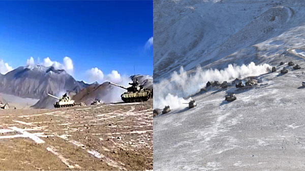 India-China troop disengagement complete at Pangong Lake