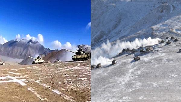 India-China troop disengagement complete at Pangong Lake