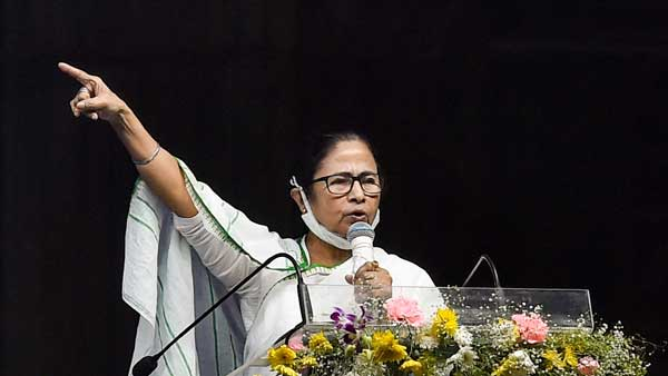 'Fate worse than Trump awaits': Mamata Banerjee attacks PM Modi