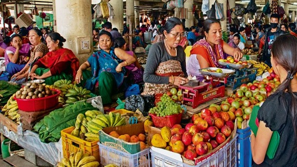 World's largest, iconic all-women-run market 'Ima Keithal' reopens after 11 months