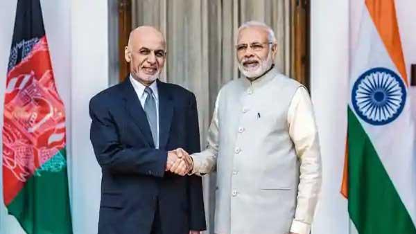 PM Modi- Afghan President Ghani to meet virtually today