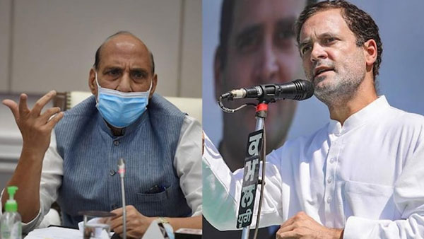 Defence Ministry tears into Rahul Gandhi's claims that India ceded territory to China