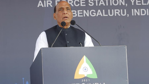 45 MSMEs participated in Aero India 2021 got orders worth Rs 203 cr: Rajnath Singh