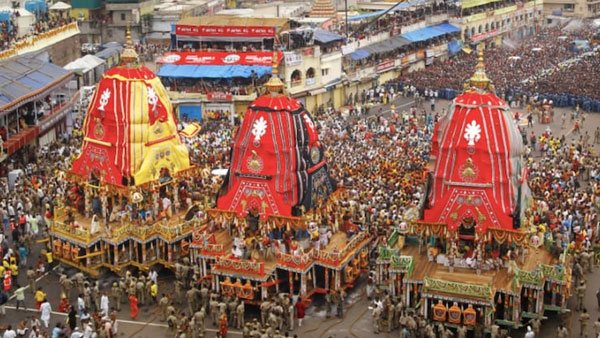 Jagannath Puri Rath Yatra 2021: Complete schedule, date, tithi, rituals and Chariot names