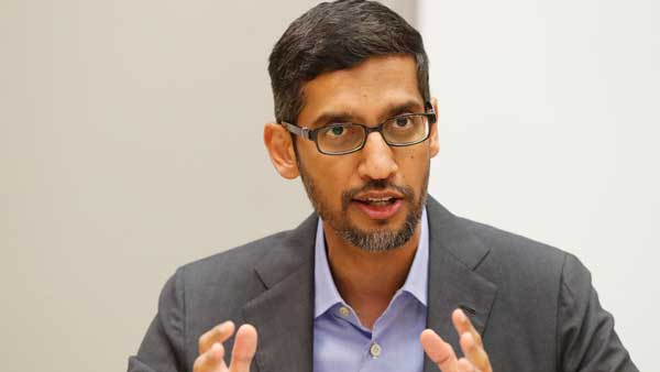 Incredible opportunity to reimagine learning for what comes next: Sundar Pichai