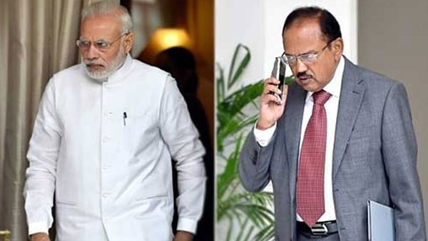 Its done: The 3.45 am call to NSA Doval after Balakot was hit and Operation Bandar was competed