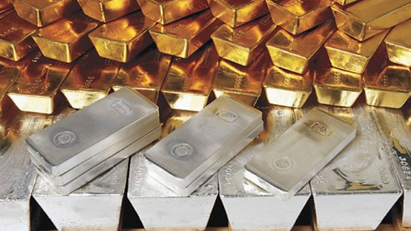 Reflecting global recovery Gold, Silver rally