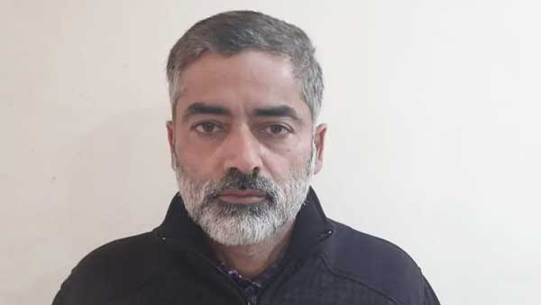 Top logistic provider of Hizbul Mujahideen arrested by NIA