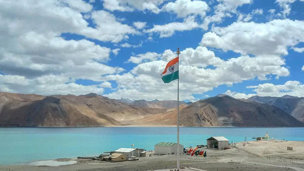 Assertion that Indian territory is up to Finger 4 in Pangong is categorically false: Defence Ministry