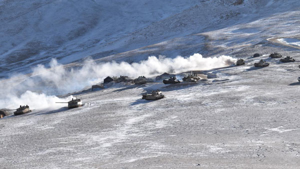 Rapid disengagement at LAC as Chinese dismantle tents, move back armoured vehicles