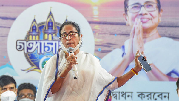 'Are poll dates announced as per suggestions of PM Modi, Shah?': Mamata questions 8-phase elections