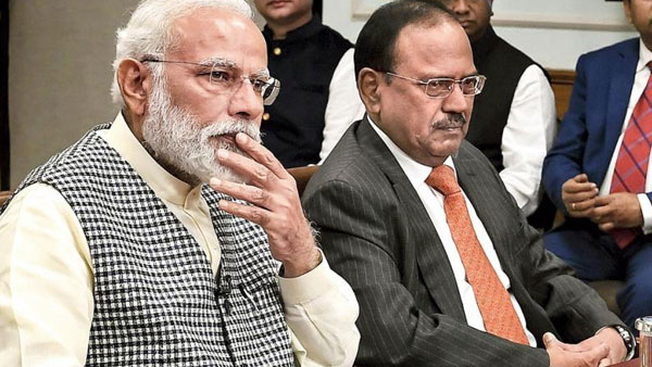 Be it LAC or LoC, why NSA Ajit Doval gets top billing in national security planning