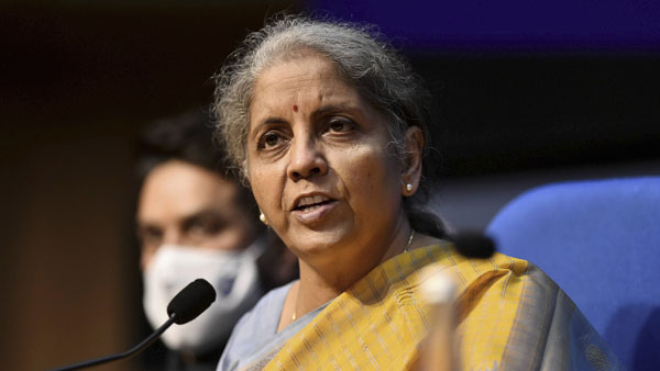 Why it's an issue, action happened in 2013 as well: Nirmala on Tapsee-Kashyap raids