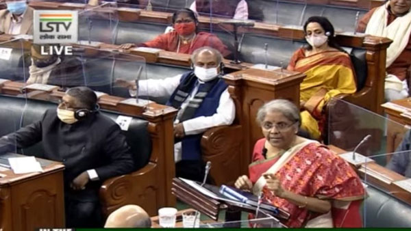 Faith is the bird……Sitharaman quotes Rabindranath Tagore in Budget speech