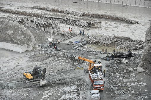 Uttarakhand glacier burst: Two more bodies recovered from Tapovan tunnel, toll rises to 58