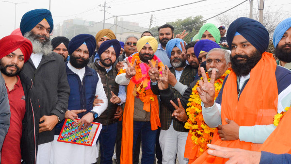 Punjab Municipal Election Results 2021: Congress sweeps civic body polls, boost for Amarinder Singh