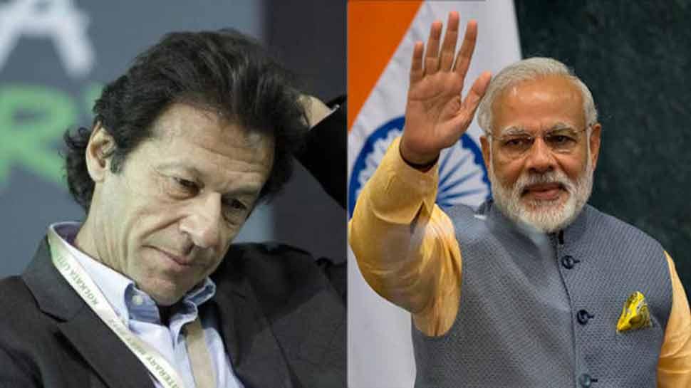 Pakistan PM Imran Khan writes to PM Modi, desires 'peaceful relations'