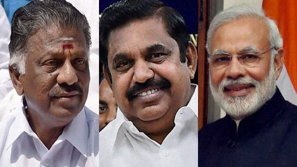 TN polls: AIADMK seals poll pact with BJP, gives Kanyakumari LS seat; 20 assembly segments