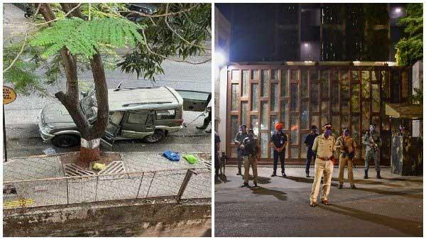 Ambani security scare: Hiran may have been thrown into Thane creek