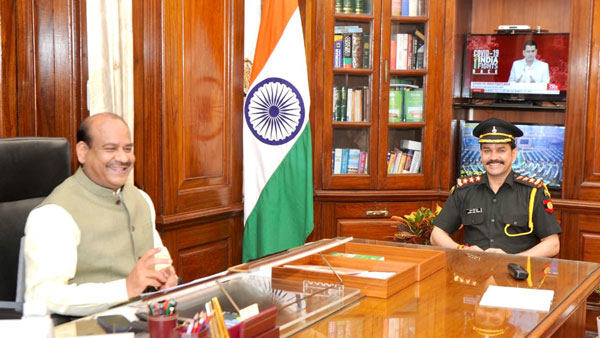 Union Minister Anurag Thakur becomes first serving MP appointed as Captain in Territorial Army