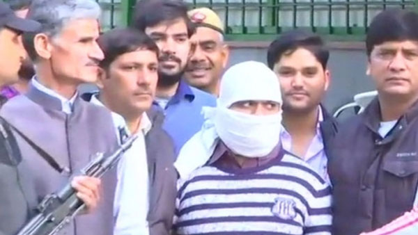 <strong>Batla House encounter: IM terrorist Ariz Khan's sentencing today</strong>