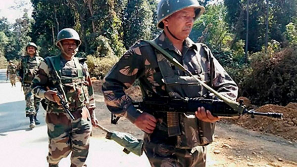 Ambush on personnel of Assam Rifles: NIA charges four NSCN(K-YA) terrorists