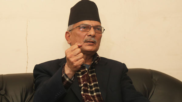 No Beijing, only Delhi says former Nepal PM on ties with India