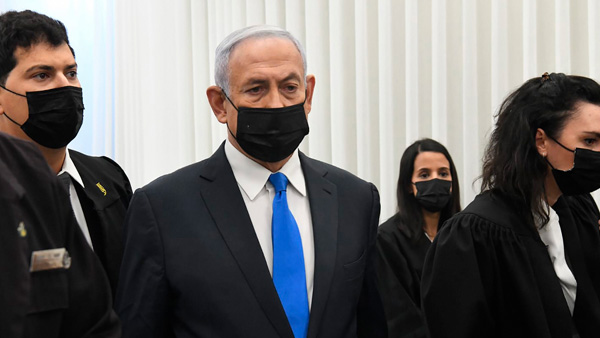Netanyahu's fate hangs on Tuesday's elections as Israel votes