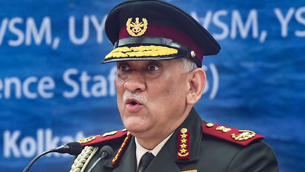 Gen Rawat's assertion that China tried to change status quo in eastern Ladakh 'inconsistent with facts'