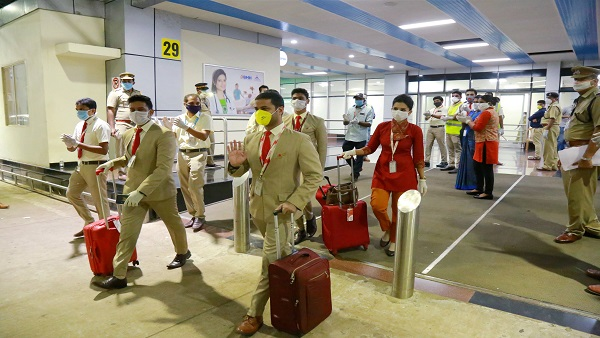 COVID-19 vaccine: Pilots, cabin crew unfit to fly for 48 hours after getting vaccination, says DGCA