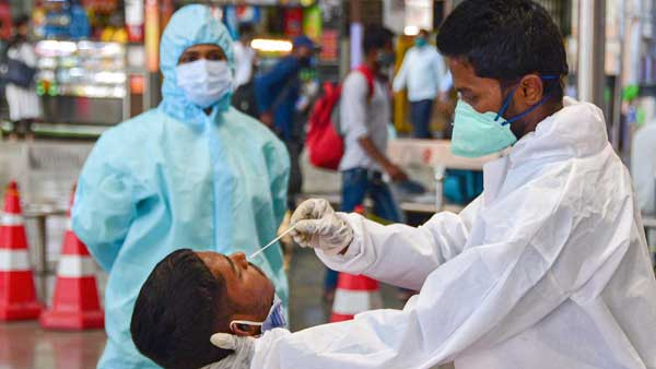 Coronavirus cases: India records nearly 90,000 new COVID-19 infections in last 24 hours