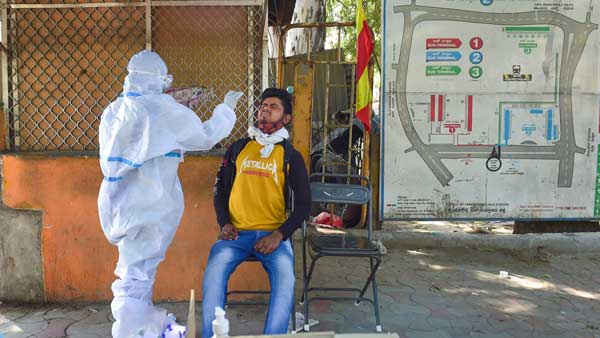 Coronavirus cases: BMC to carry out over 47,000 rapid antigen tests at public places every day